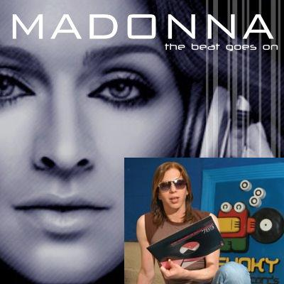MADONNA - THE BEAT GOES ON - [OFFER NISSIM REMIX]
