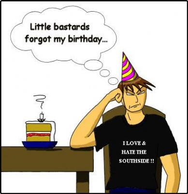 Cumpleaños chistosas