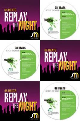 68 BEATS - REPLAY THE NIGHT (68 BEATS MAIN MIX)