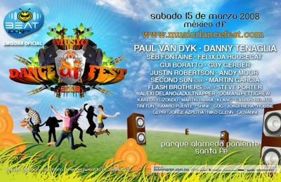 MUSIC DANCE FEST 15/03/08