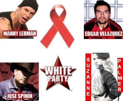 6º WHITE PARTY MEXICO 08.08.08