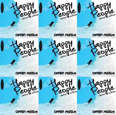 OFFER NISSIM - HAPPY PEOPLE 'WINTER EDITION'+DOWNLOAD !!