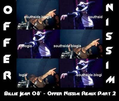 MICHAEL JACKSON - BILLIE JEAN 08' [OFFER NISSIM REMIX PART 2]