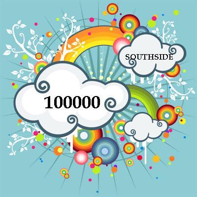 SOUTHSIDE: POR QUE SIEMPRE AL SUR??? FELIZ POR LAS 100.000 VISITAS !!