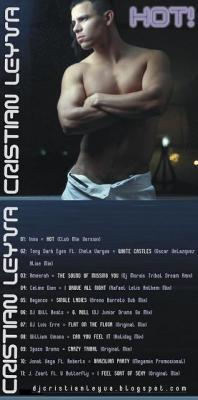 DJ CRISTIAN LEYVA - HOT! (SET MIX)