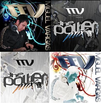 MIGUEL VARGAS DJ & PRODUCTOR PRESENTA: