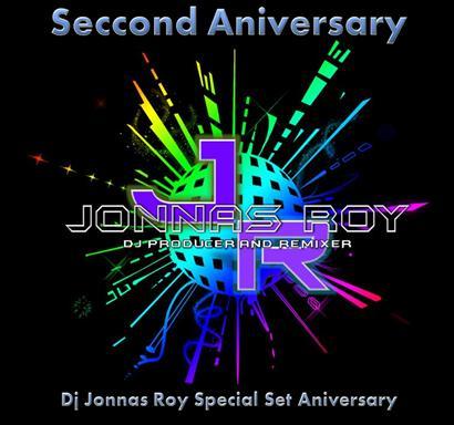 DJ JONNAS ROY SPECIAL SET 2° ANIVERSARY PVT´S