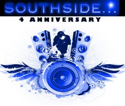 HEY MR. DJ… ARE YOU READY?? SOUTHSIDE CONVOCA Y TE INVITA A SER PARTE DE SU 4º ANIVERSARIO.