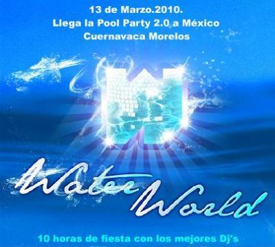 ..:: OSCAR VELAZQUEZ - XAVIER SANTOS - KARIM CATO - WATER WORLD 2.0 ::..