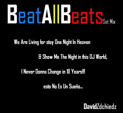 DAVID ZDCHIEDZ PRES. BEATALLBEATS SET MIX