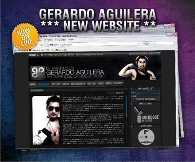 GERARDO AGUILERA - SESSION MARCH 2010