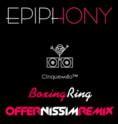OFFICIAL RELEASES: BOXING RING & MR. CHARMING - OFFER NISSIM FT EPIPHONY