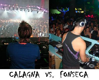 .:: DJ SETS - ALYSON CALAGNA VS HECTOR FONSECA ::.