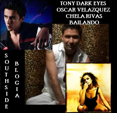 TONY DARK EYES & OSCAR VELAZQUEZ FEAT CHELA RIVAS - BAILANDO [ORIGINAL MIX] .::FULL::.