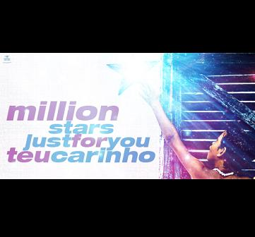OFFER NISSIM & ITAY KALDERON FT. EPIPHONY - MILLION STARS [OFFICIAL MIXES]