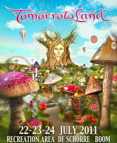TOMORROWLAND 22-23-24 JULY 2011, BELGIUM [LIVE SESSIONS & DOWNLOAD]