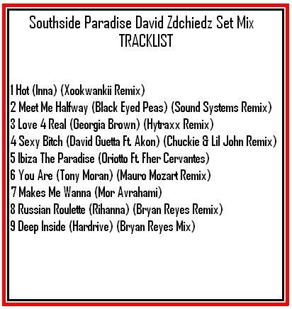 Southside paradise David Zdchiedz