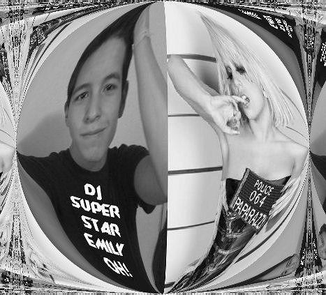 Emily Oh & Lady Gaga
