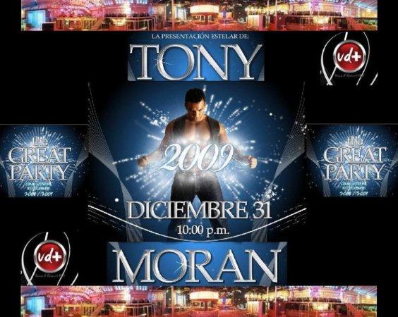 Tony Moran Mexico 2008